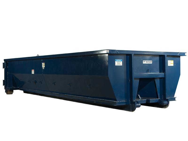 Wastequip Tub Style Open Top Roll Off Dumpsters