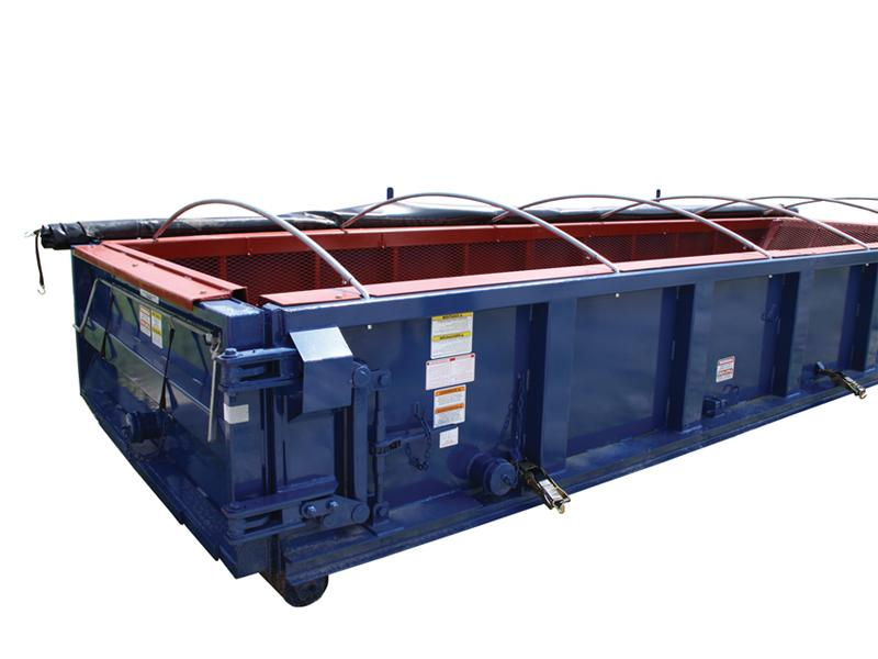 Wastequip Dewatering Containers