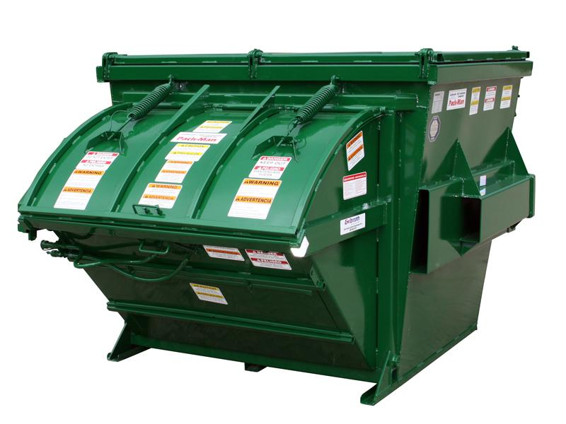 Pak-Man™ Self Contained Compactors