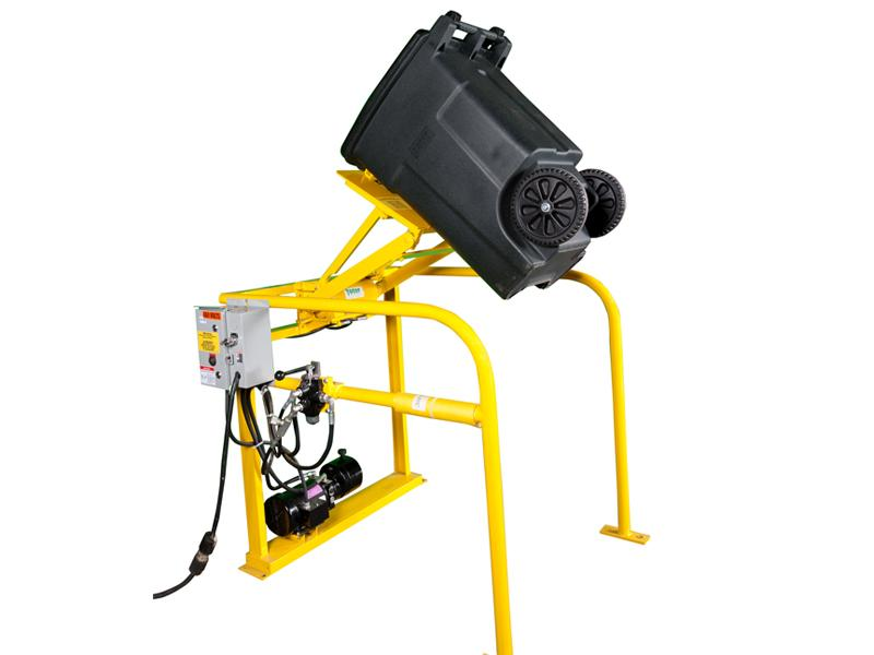 Wastequip Stationary Cart Lifter