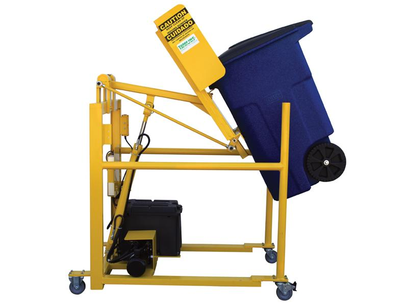 Wastequip Mobile Cart Lifter