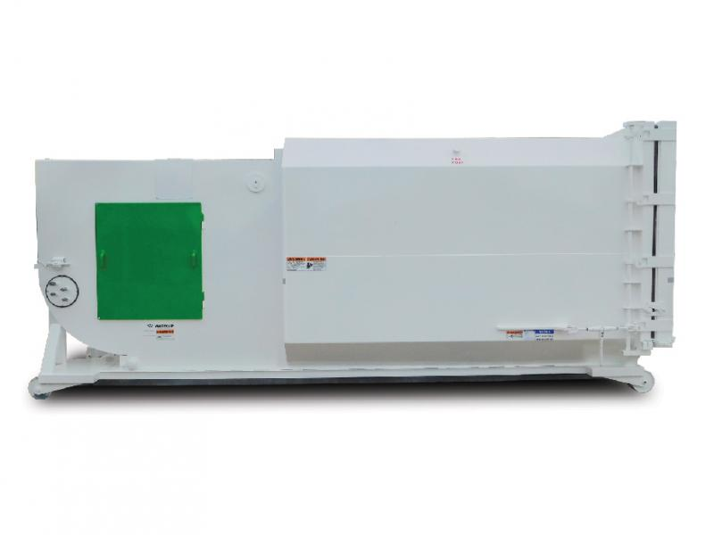 Clean-Pak™ Series Self-Contained Compactor